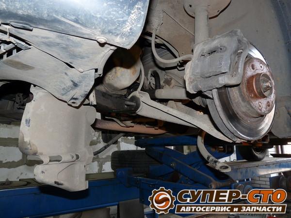 Ремонт подвески на Рено Логан Супер-СТО: Автосервис и Запчасти в Смоленске
