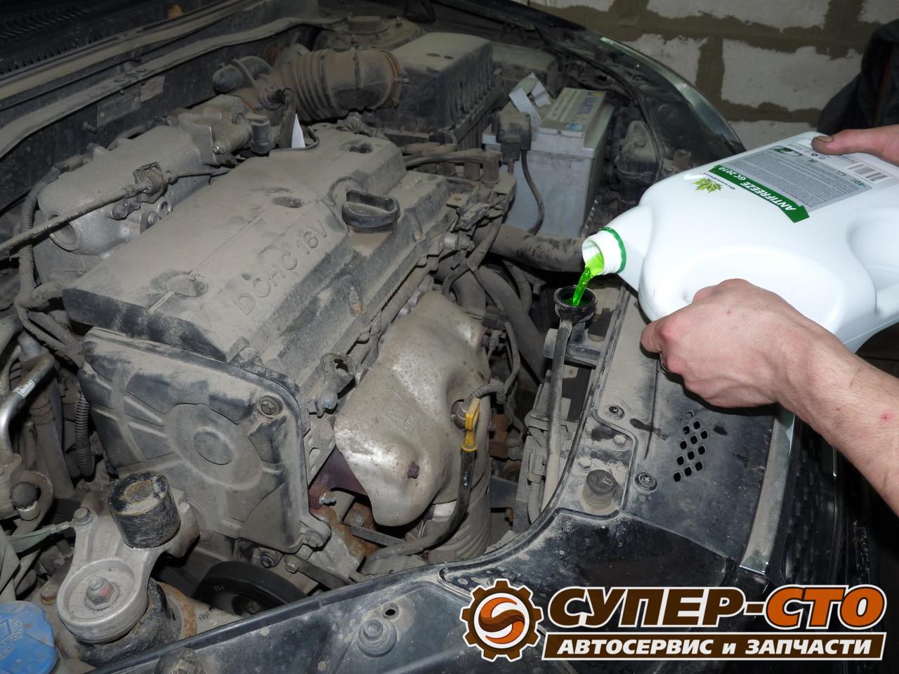 Замена тормозной жидкости киа церато 2011 своими руками