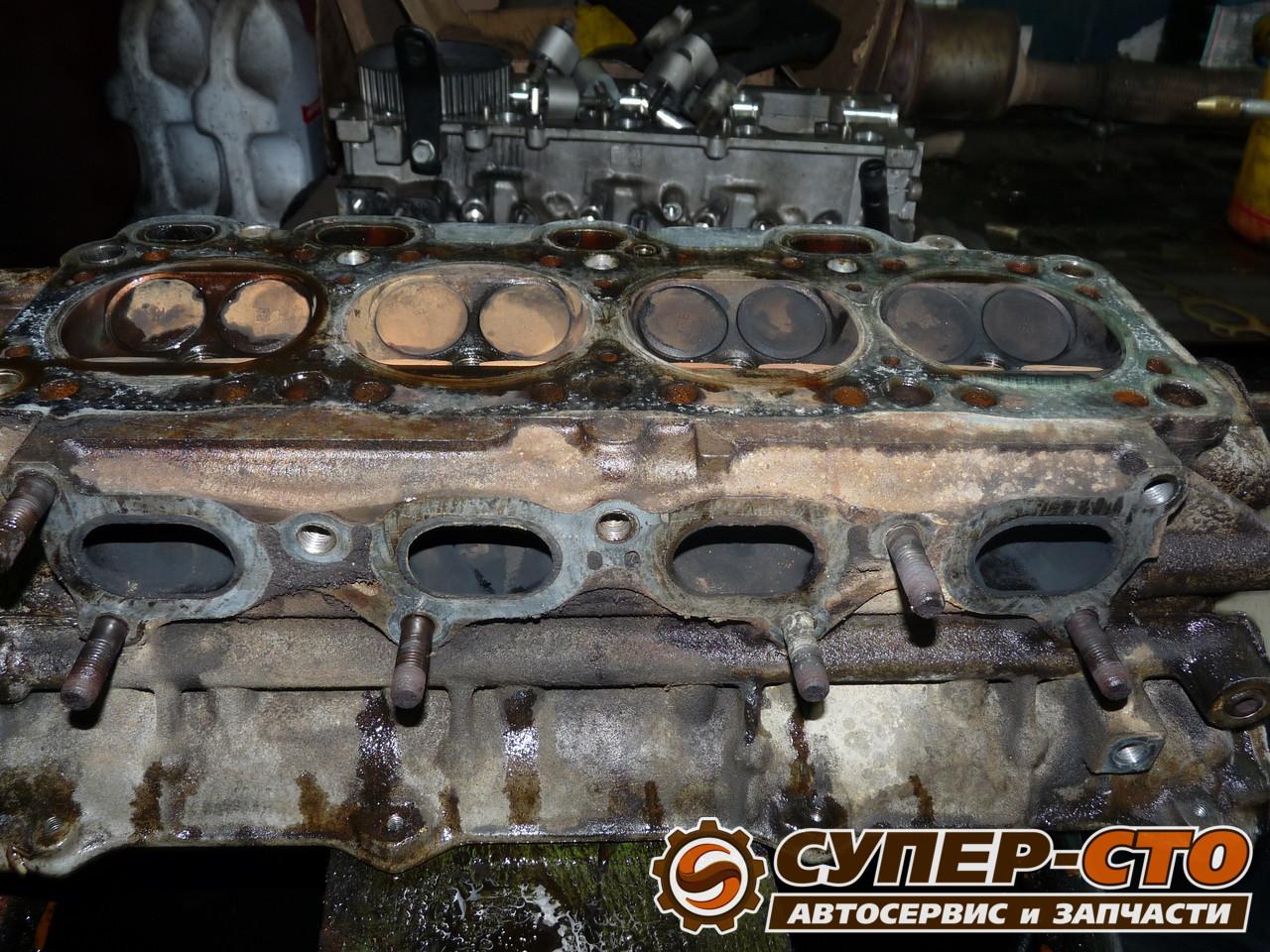 Замена гидрокомпенсаторов на 405 двигателе своими руками 21