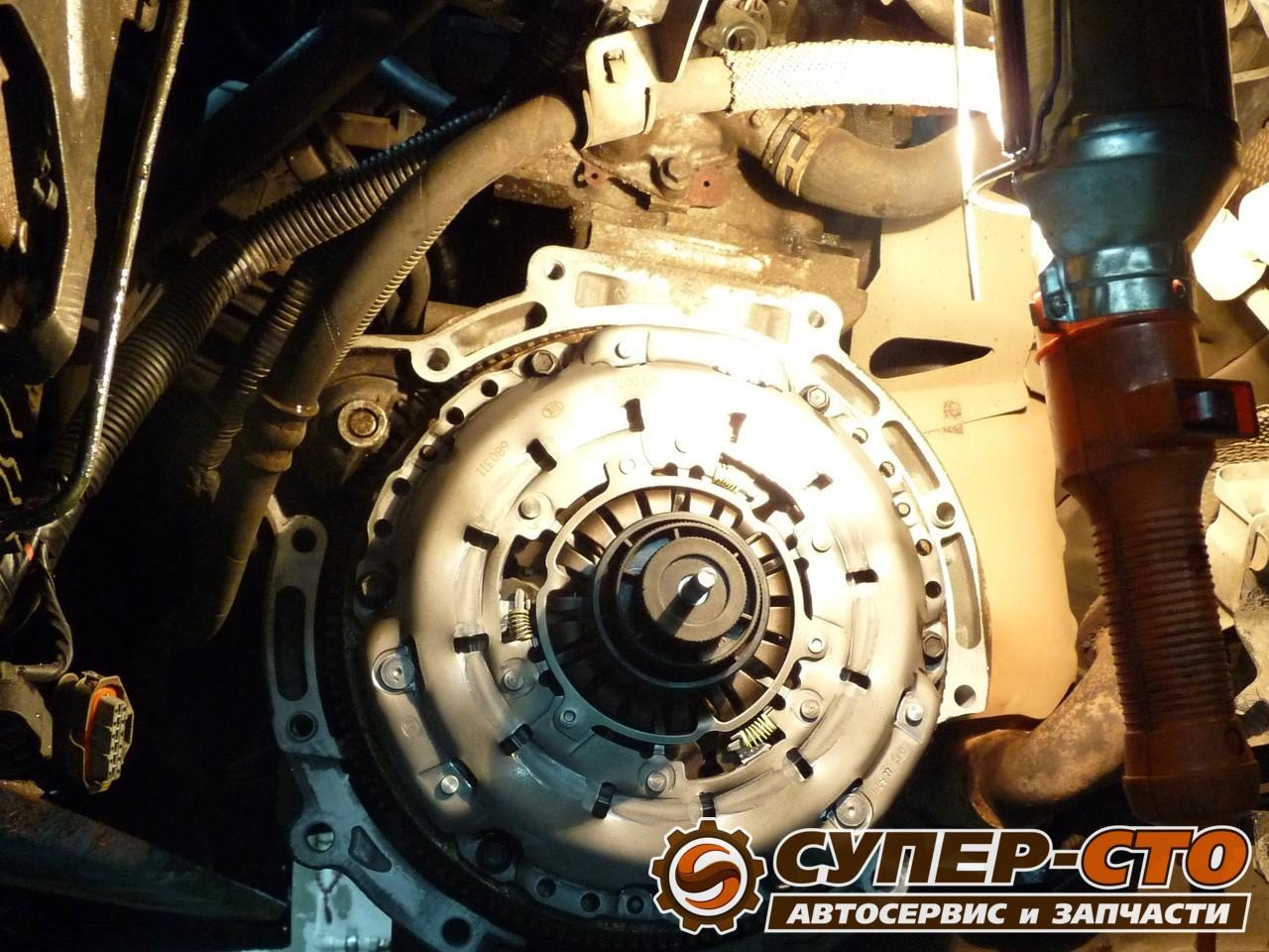 Замена сцепления форд фокус 2 18 своими руками 21