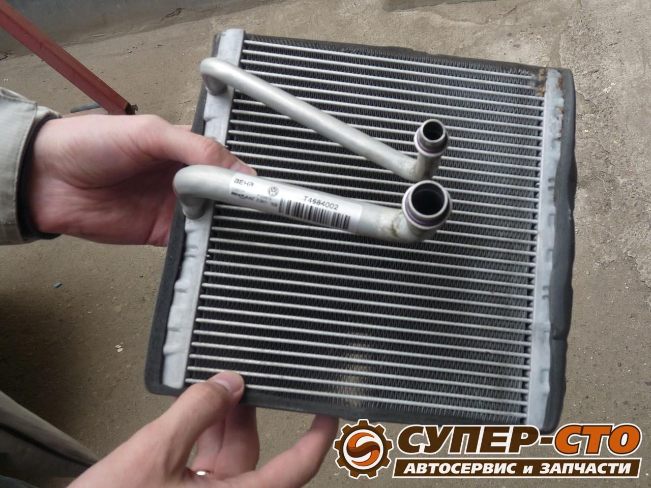 Обогреватель из радиатора автомобиля своими руками