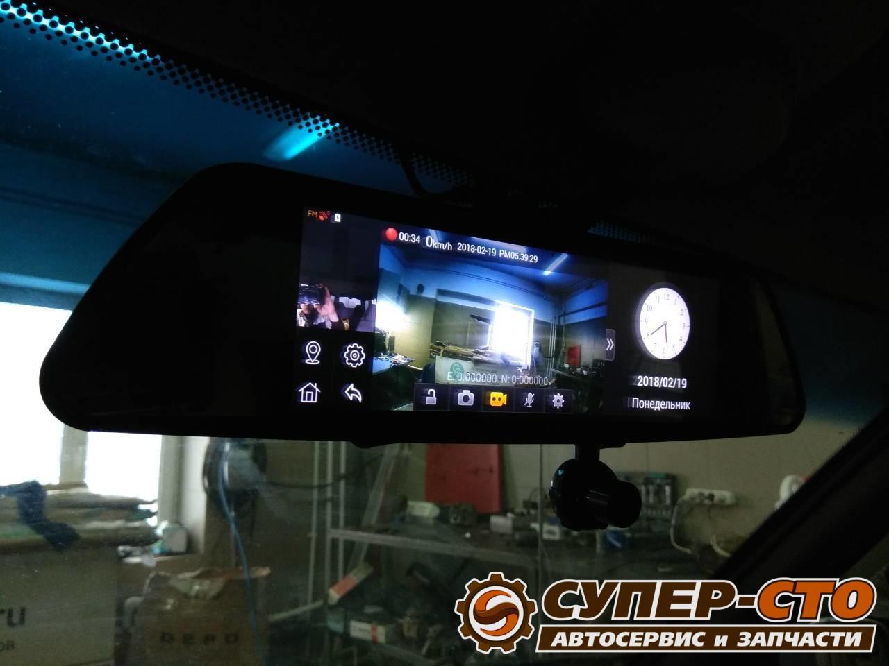 автомобильный видеорегистратор asv-rf03m gps авто 2 камеры